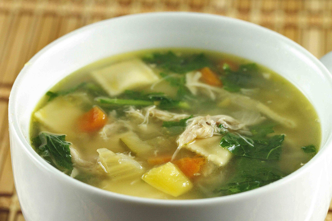 Healthy Chicken Soup  The Healthiest Winter Food – Chicken Soup Healthy Chicken