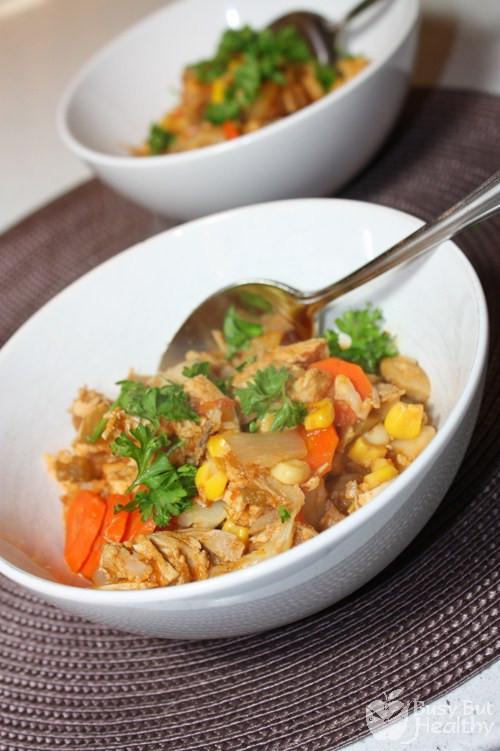 Healthy Chicken Stew  Easy Chicken Stew Busy But Healthy