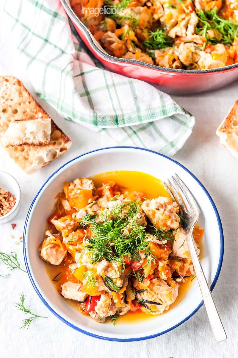 Healthy Chicken Stew  Healthy chicken stew Instant Pot or Stove Top