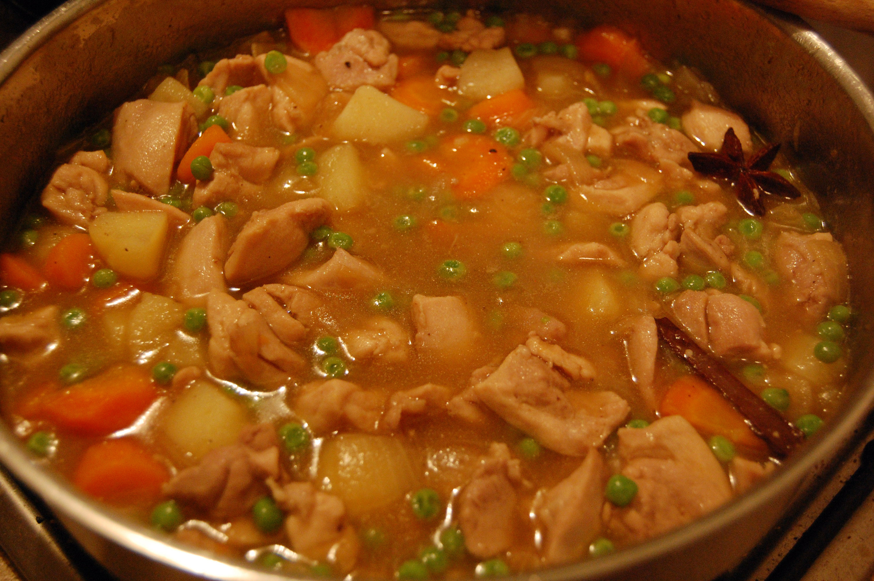Healthy Chicken Stew  healthy chicken stew recipes