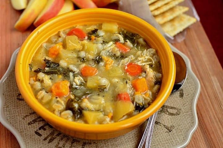 Healthy Chicken Stew Crock Pot  Top 10 Healthy Crock Pot Chicken Soups and Chilis
