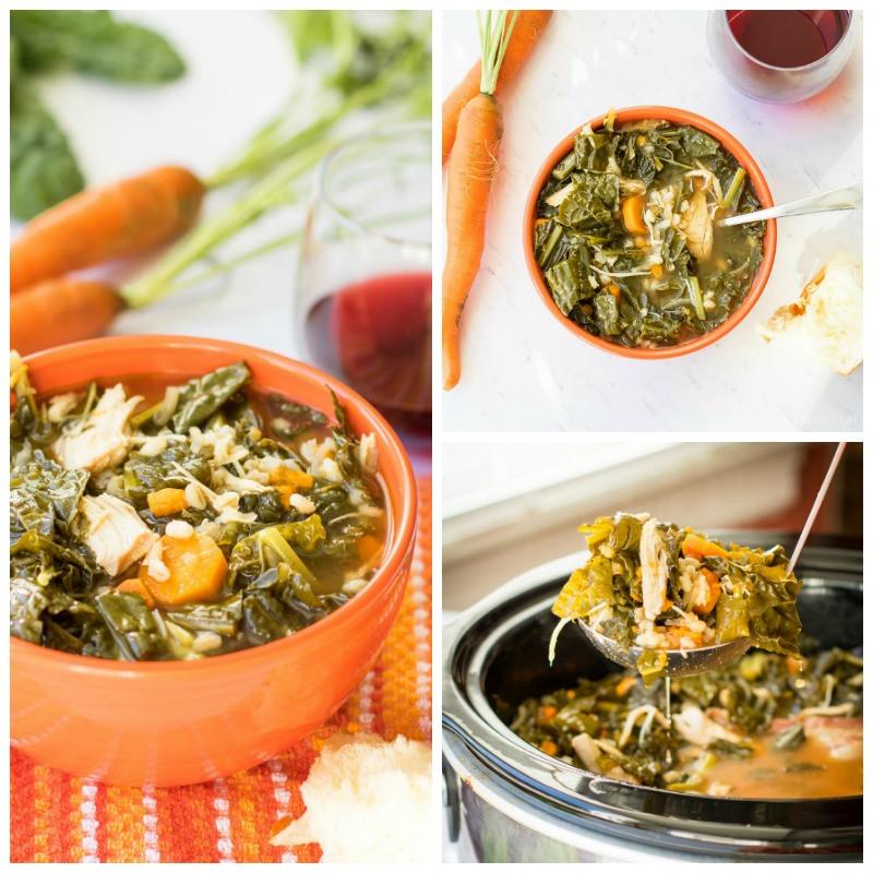 Healthy Chicken Stew Crock Pot Recipe  Crock Pot Chicken Stew The Weary Chef