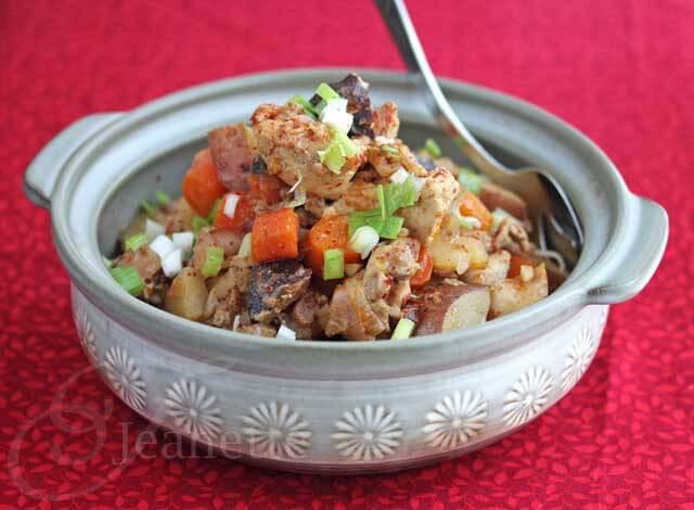 Healthy Chicken Stew Crock Pot Recipe  Asian Chicken Stew in a Crockpot Recipe Jeanette s