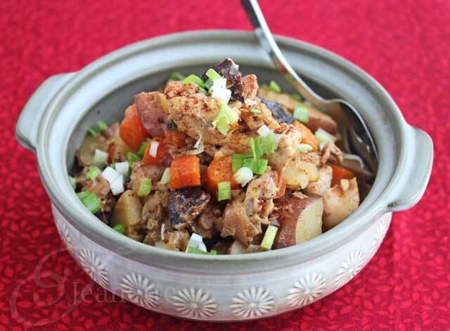 Healthy Chicken Stew Crock Pot  Asian Chicken Stew in a Crockpot Recipe Jeanette s