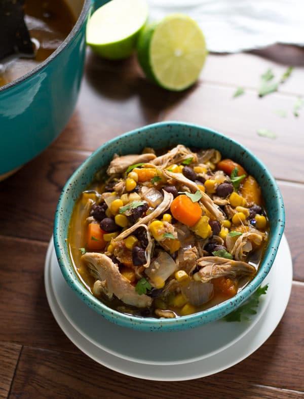 Healthy Chicken Stew Slow Cooker  healthy slow cooker chicken stew