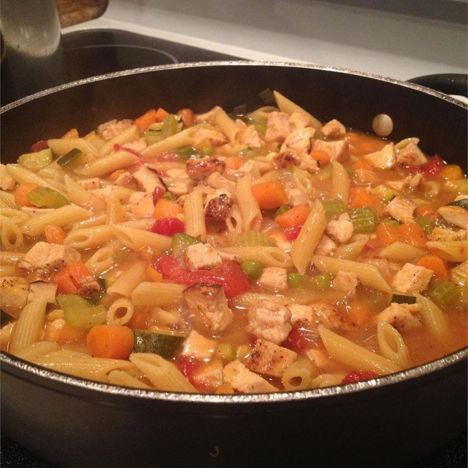 Healthy Chicken Stew  Quick and Healthy Chicken Stew recipe All recipes UK