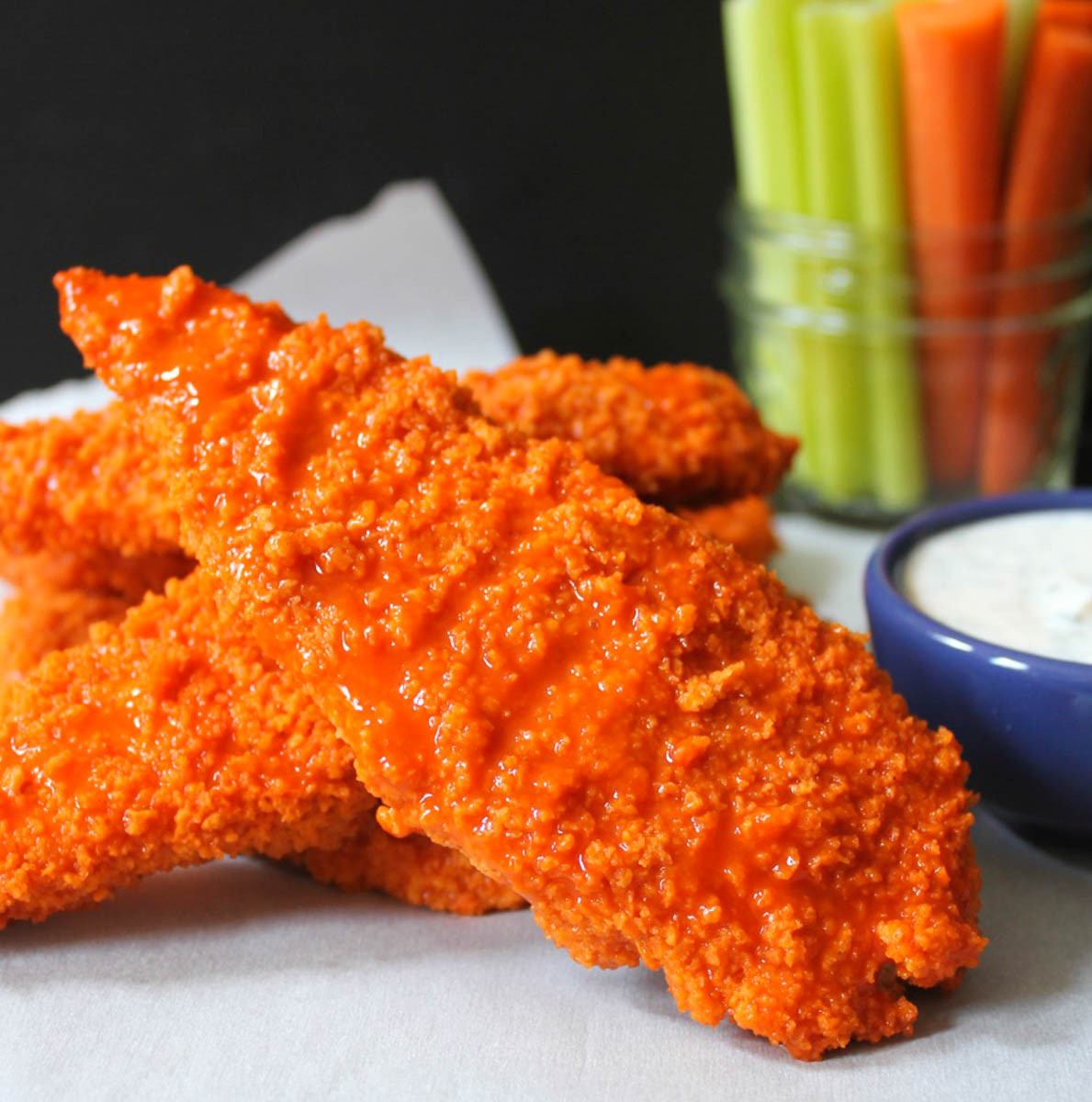 Healthy Chicken Tenders  24 Kickass Recipes for Every Type of Valentine s Day