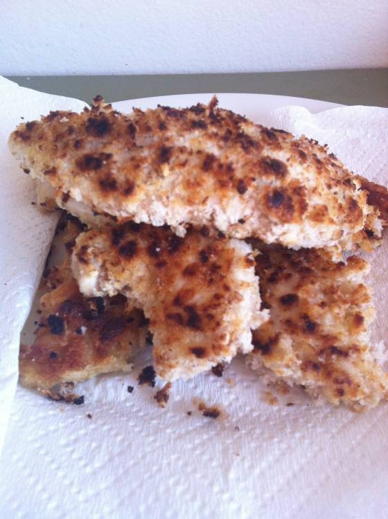 Healthy Chicken Tenders  Healthy Chicken Tenders Lose Baby Weight