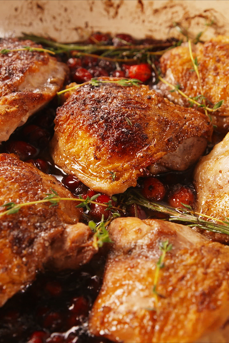 Healthy Chicken Thighs  40 Easy Chicken Thigh Recipes How to Cook Healthy