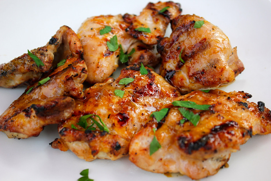 Healthy Chicken Thighs  Conveniently Healthy – Nutritious and Flavorful Fall Recipes