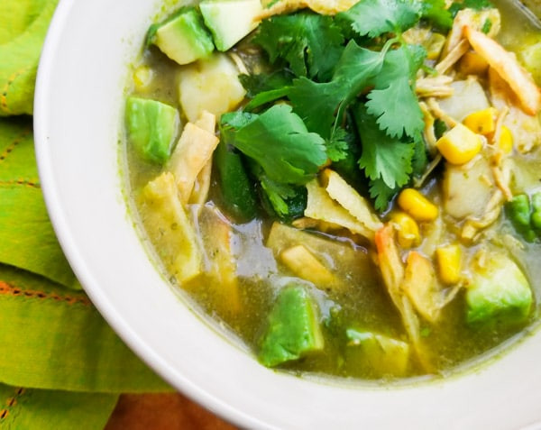 Healthy Chicken Tortilla Soup Recipe  Healthy Chicken Tortilla Soup Recipe