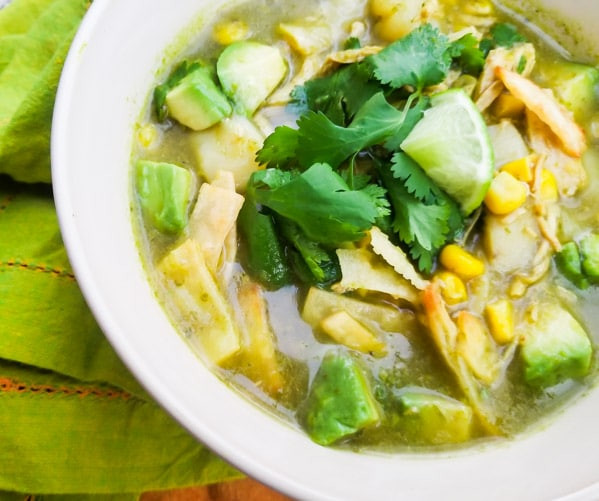 Healthy Chicken Tortilla Soup Recipe  Healthy Chicken Tortilla Soup Recipe
