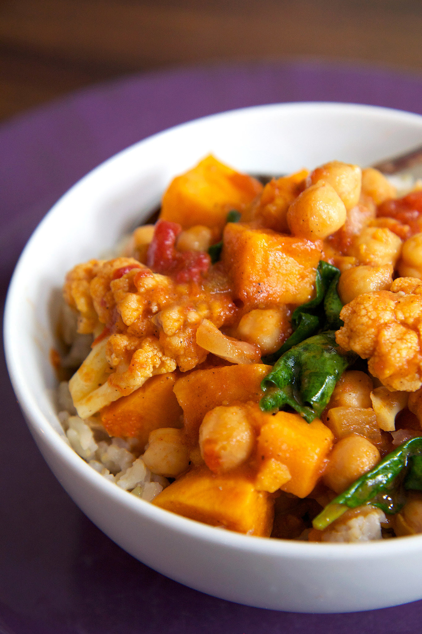 Healthy Chickpea Recipes  Slow Cooker Vegan Chickpea Curry