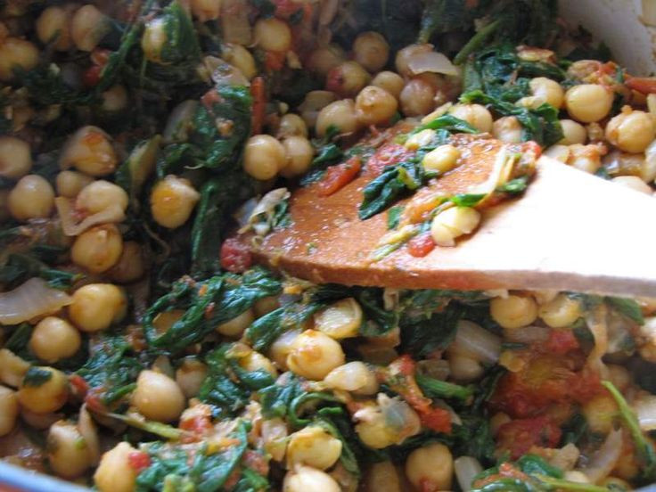 Healthy Chickpea Recipes  A Great Chickpea Recipe For A Deliciously Healthy Family