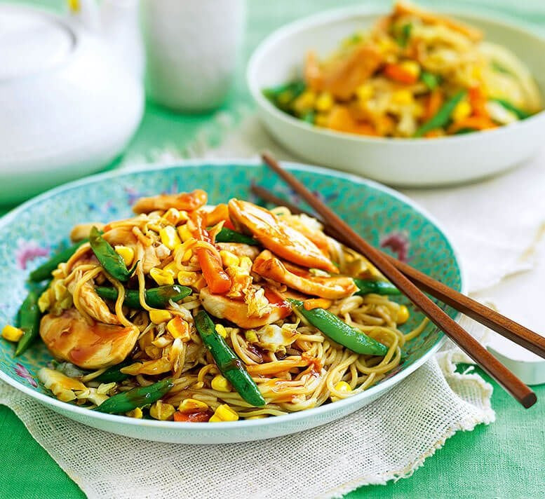 Healthy Chinese Food Recipes  5 cheat s supper recipes Healthy Food Guide