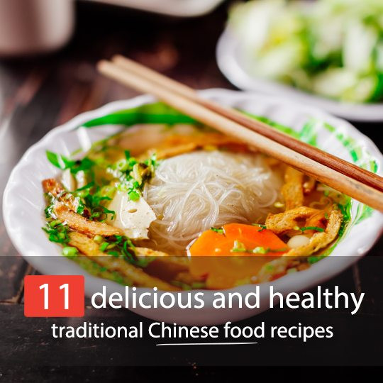 Healthy Chinese Food Recipes  Ditch The Takeout And Try These Delicious And Healthy