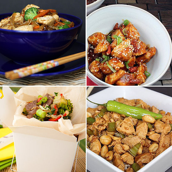Healthy Chinese Food Recipes  Food low calorie foods
