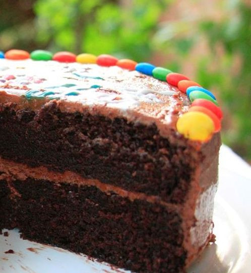 Healthy Chocolate Cake Recipe From Scratch  Chocolate Cake Recipes From Scratch Easy