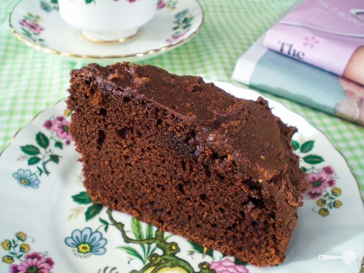 Healthy Chocolate Cake Recipe From Scratch  45 best Cake recipes from scratch images on Pinterest