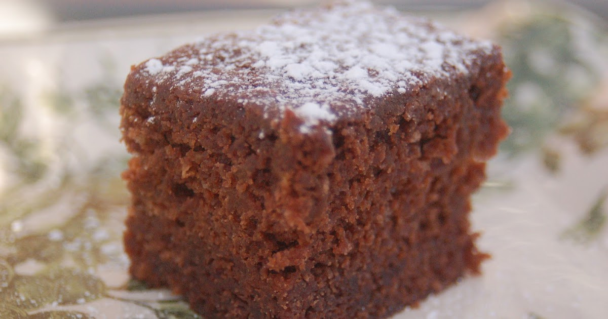 Healthy Chocolate Cake With Applesauce  Fairview Farm Chocolate Applesauce Cake