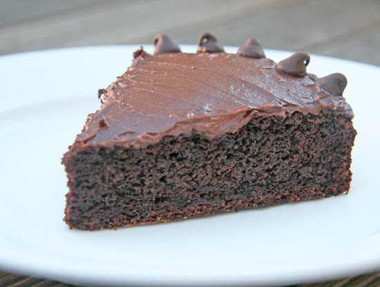 Healthy Chocolate Cake With Applesauce  The Best Healthy Dessert Recipes