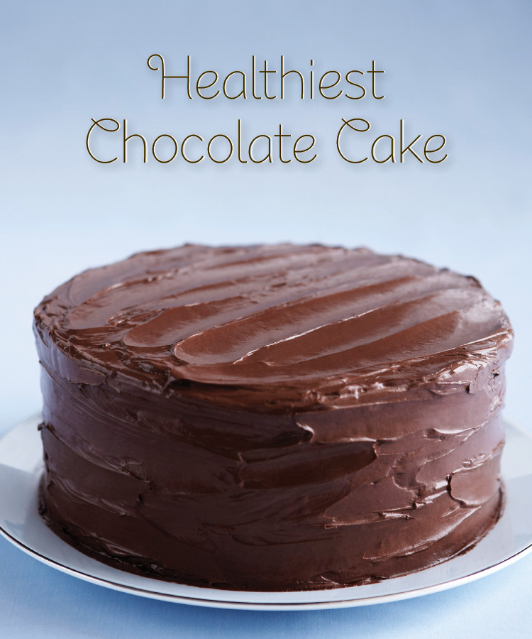 Healthy Chocolate Cake With Applesauce  SHORTBREAD The Healthiest Chocolate Cake Recipe