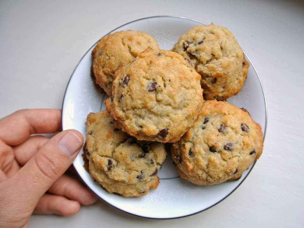 Healthy Chocolate Chip Cookies  healthy recipes chocolate chip cookies