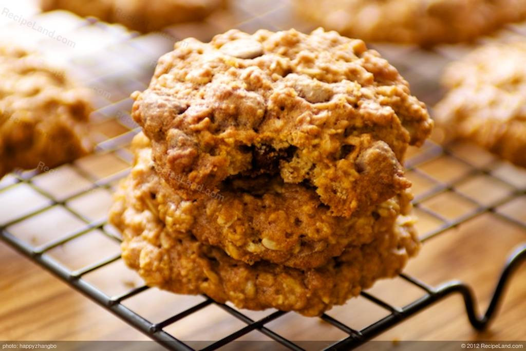 Healthy Chocolate Chip Cookies With Applesauce  Apple Sauce Oatmeal Chocolate Chip Cookies Recipe