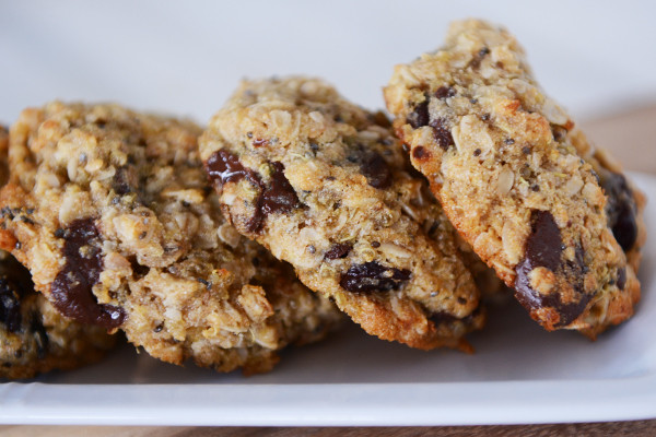 Healthy Chocolate Chip Cookies With Applesauce  Applesauce Oatmeal Chocolate Chip Cookies Food So Good Mall