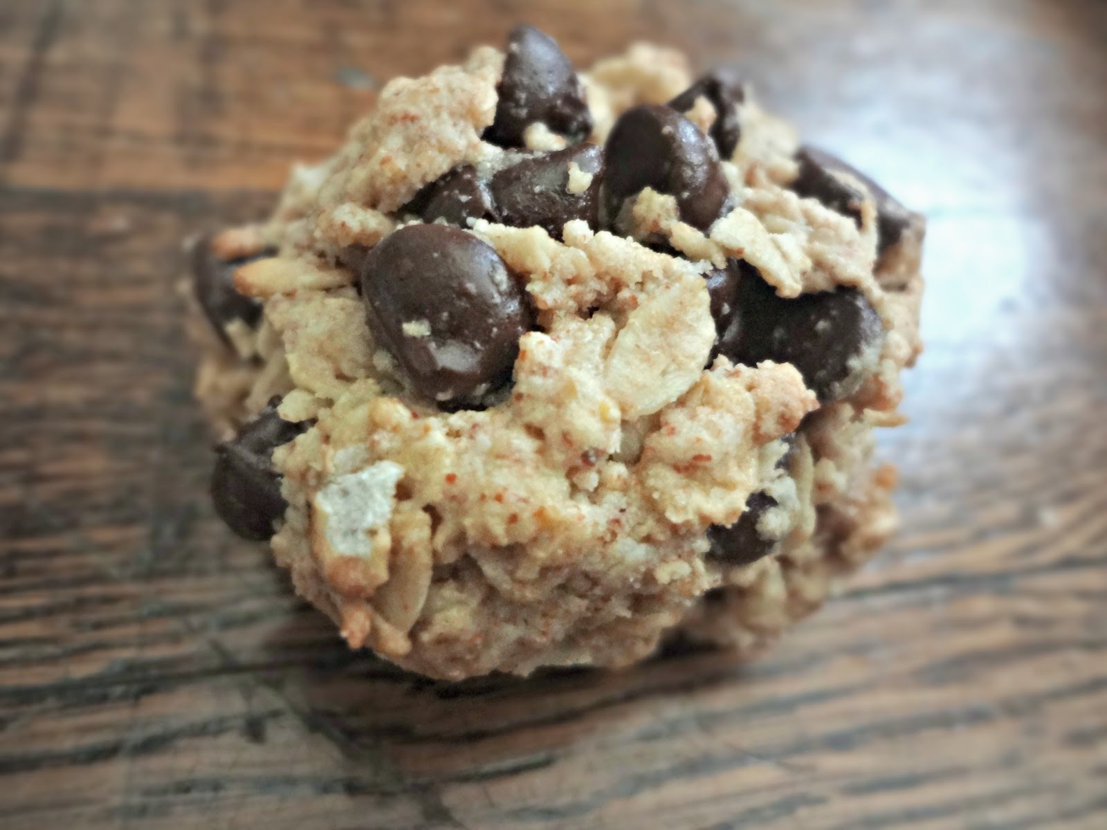 Healthy Chocolate Chip Oatmeal Cookies  The Cooking Actress Healthy Oatmeal Almond Butter