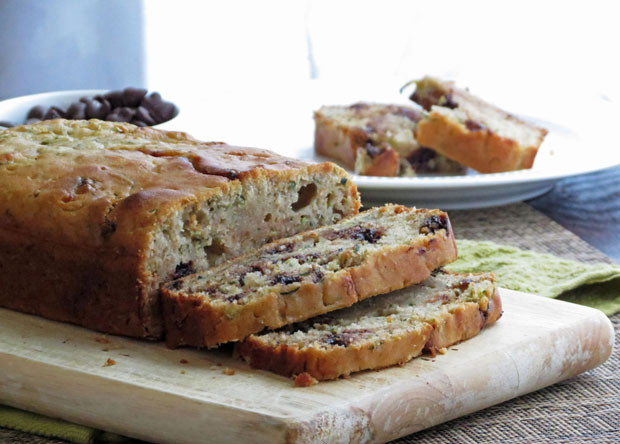 Healthy Chocolate Chip Zucchini Bread  Healthy Chocolate Chip Zucchini Bread Recipe RecipeChart