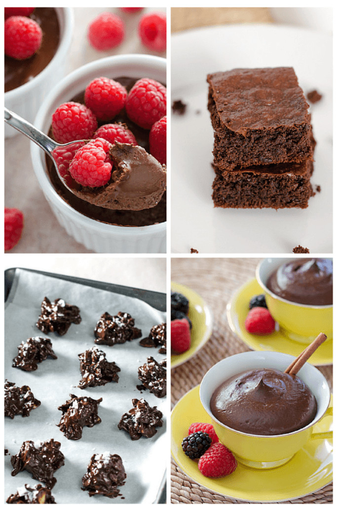 Healthy Chocolate Dessert Recipes  10 Healthy Chocolate Recipes for Valentine s Day