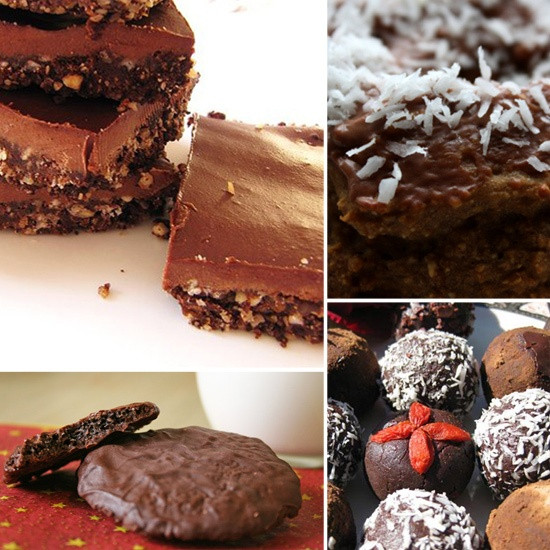 Healthy Chocolate Dessert Recipes  58 Healthy Chocolate Recipes You ll Fall Head Over Heels