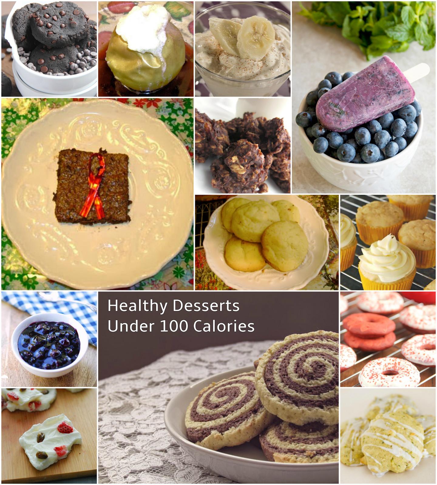 Healthy Chocolate Desserts Under 100 Calories  Becky Cooks Lightly 25 Healthy Desserts Under 100 Calories