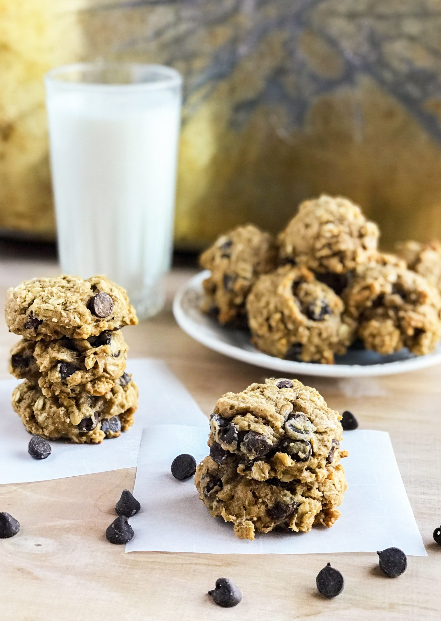 Healthy Chocolate Peanut Butter Cookies  Healthy Peanut Butter Chocolate Chip Cookies 31 Daily
