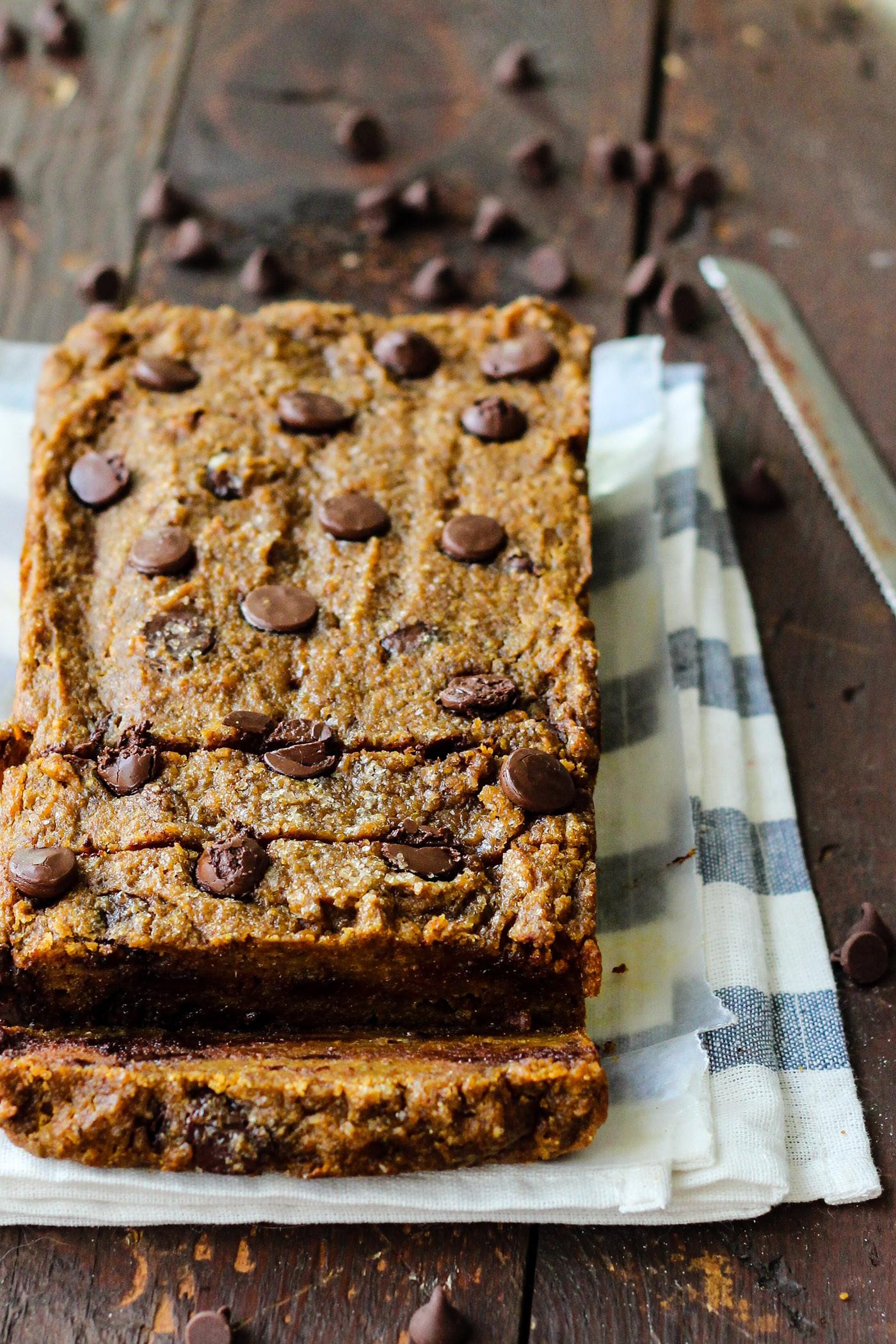 Healthy Chocolate Pumpkin Bread 20 Best Ideas Healthy Chocolate Chip Pumpkin Bread – the Yooper Girl