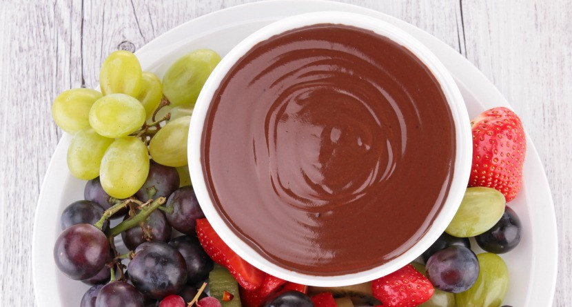 Healthy Chocolate Sauce  Our Healthier Take Chocolate Sauce ABC Blog