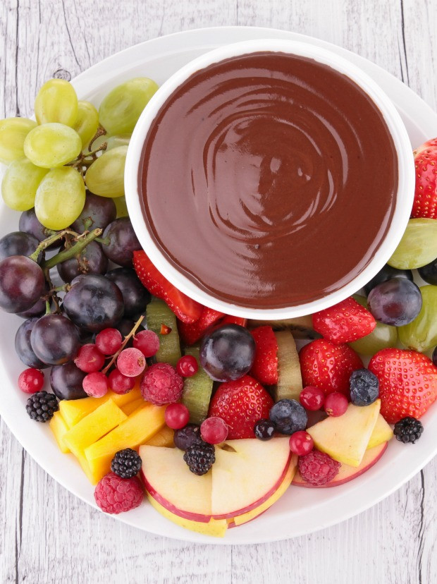 Healthy Chocolate Sauce  Our Healthier Take Chocolate Sauce