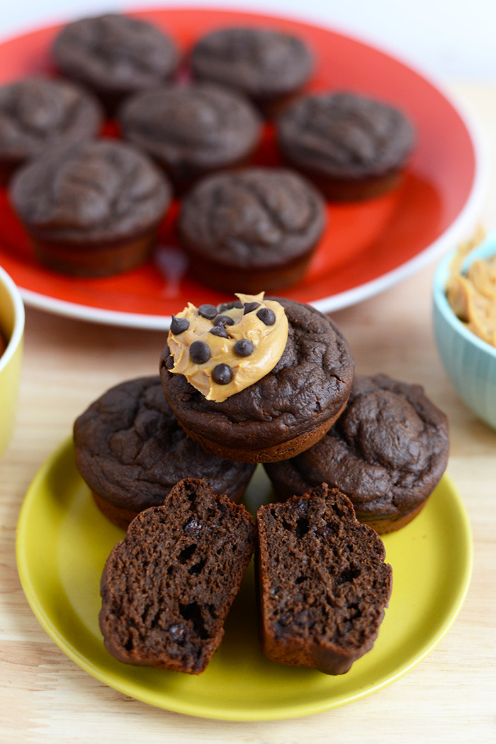 Healthy Chocolate Snacks Recipes  Healthy Chocolate Peanut Butter Recipes Fit Foo Finds