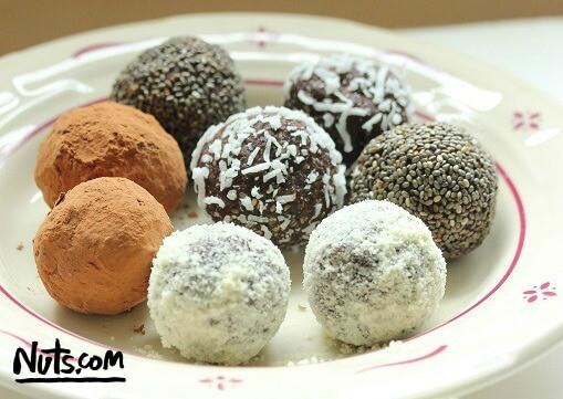 Healthy Chocolate Snacks Recipes  Healthy Chocolate Truffles Recipe Vegan The Nutty