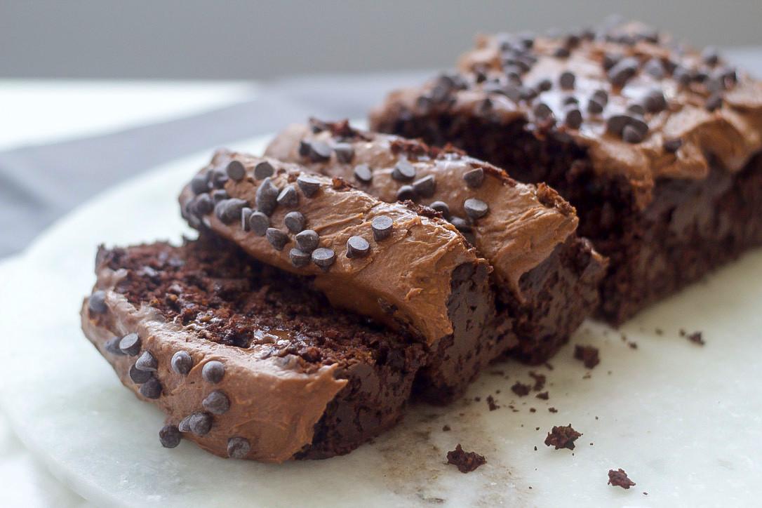 Healthy Chocolate Zucchini Bread  Healthy Chocolate Zucchini Bread Gluten free Dairy Free
