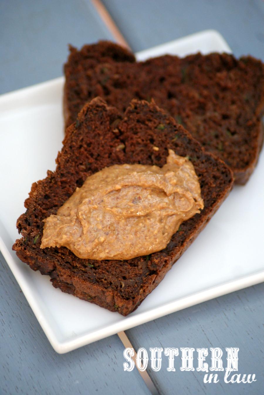 Healthy Chocolate Zucchini Bread Recipe  Southern In Law Recipe Healthy Chocolate Zucchini Bread