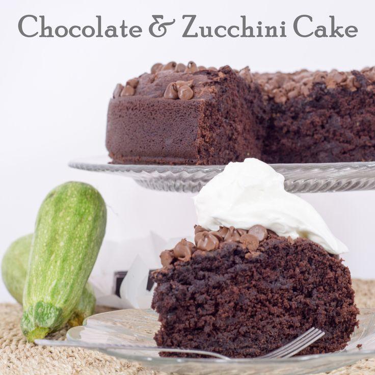 Healthy Chocolate Zucchini Cake  7 best Buy aloe vera gel online india images on Pinterest