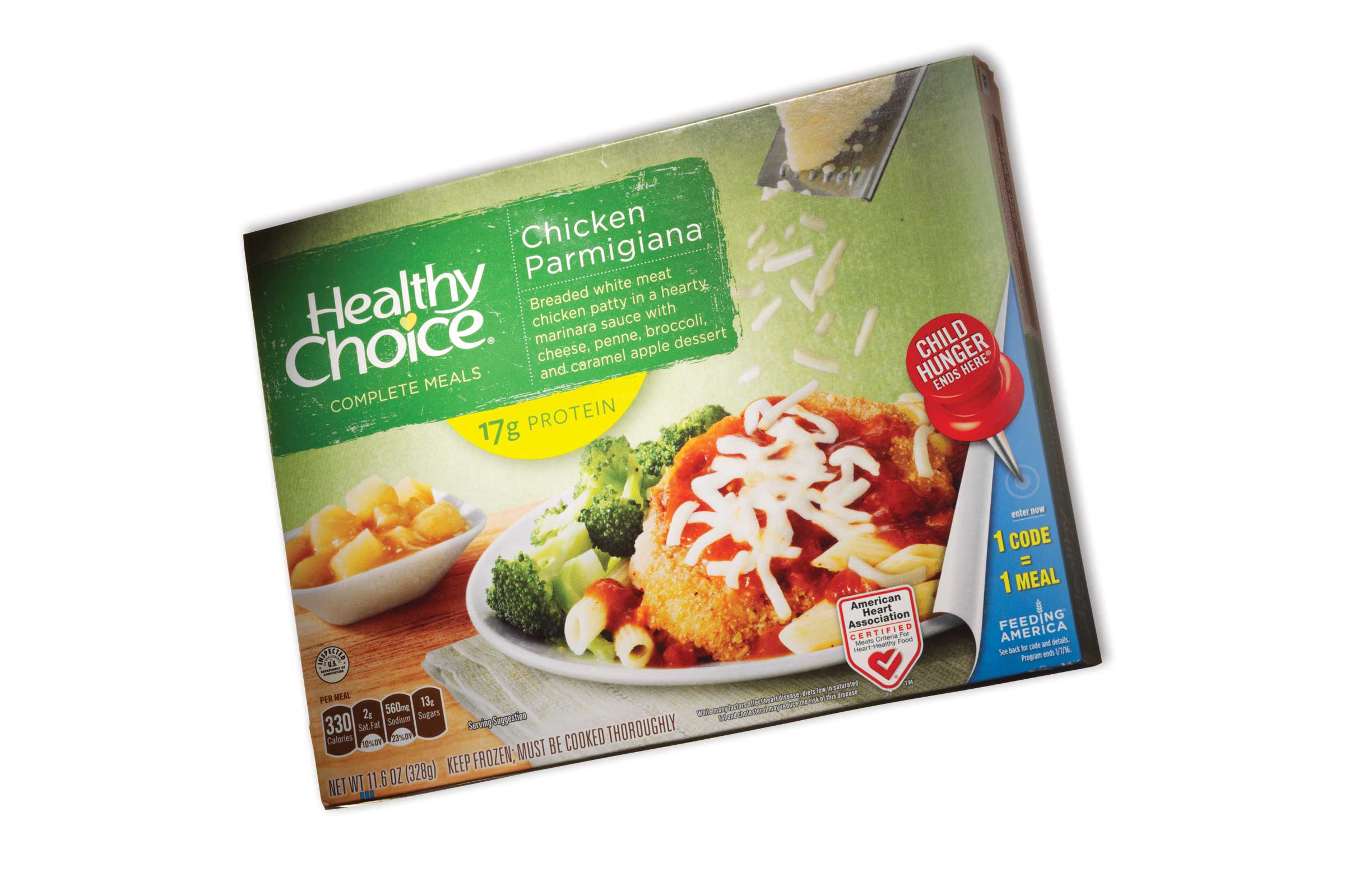 Healthy Choice Crustless Chicken Pot Pie  Healthy Frozen Meals 25 Low Calorie Options
