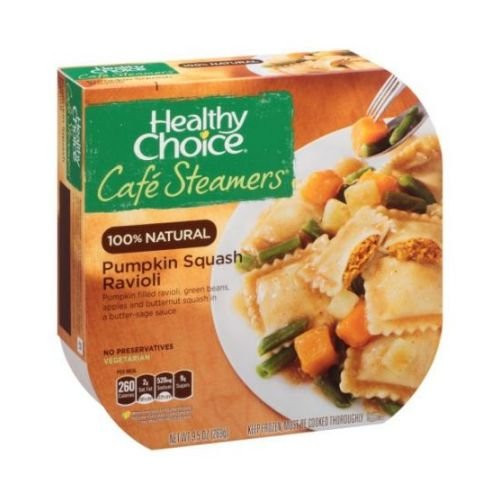 Healthy Choice Crustless Chicken Pot Pie  HEALTHY CHOICE