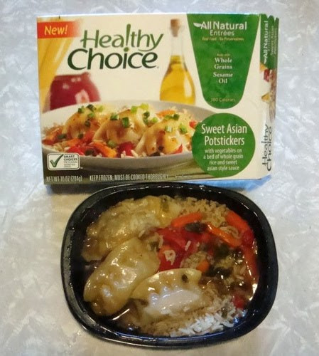 Healthy Choice Dinners  Dave s Cupboard Healthy Frozen Meals Healthy Choice