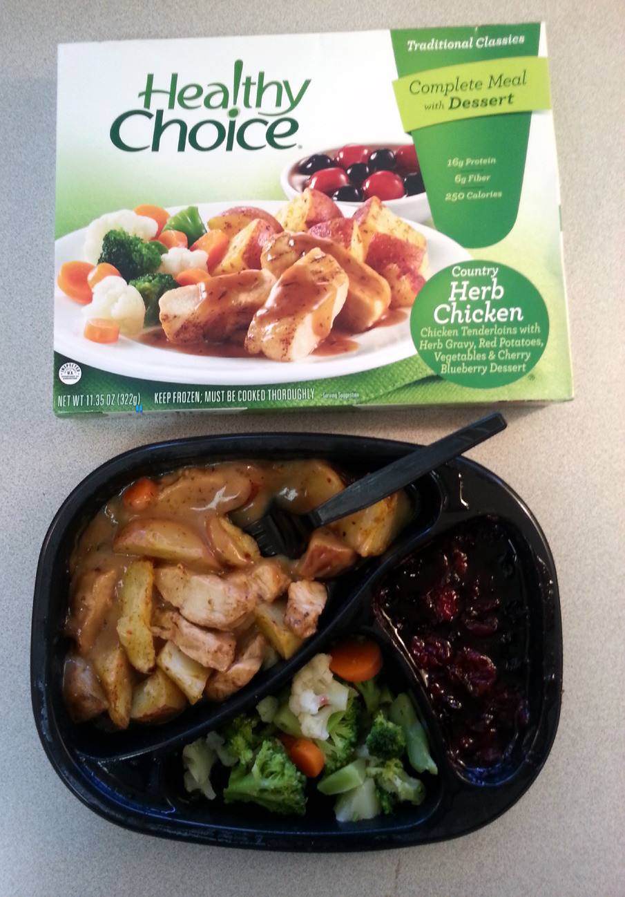 Healthy Choice Dinners  Frozen Diet Meals & You