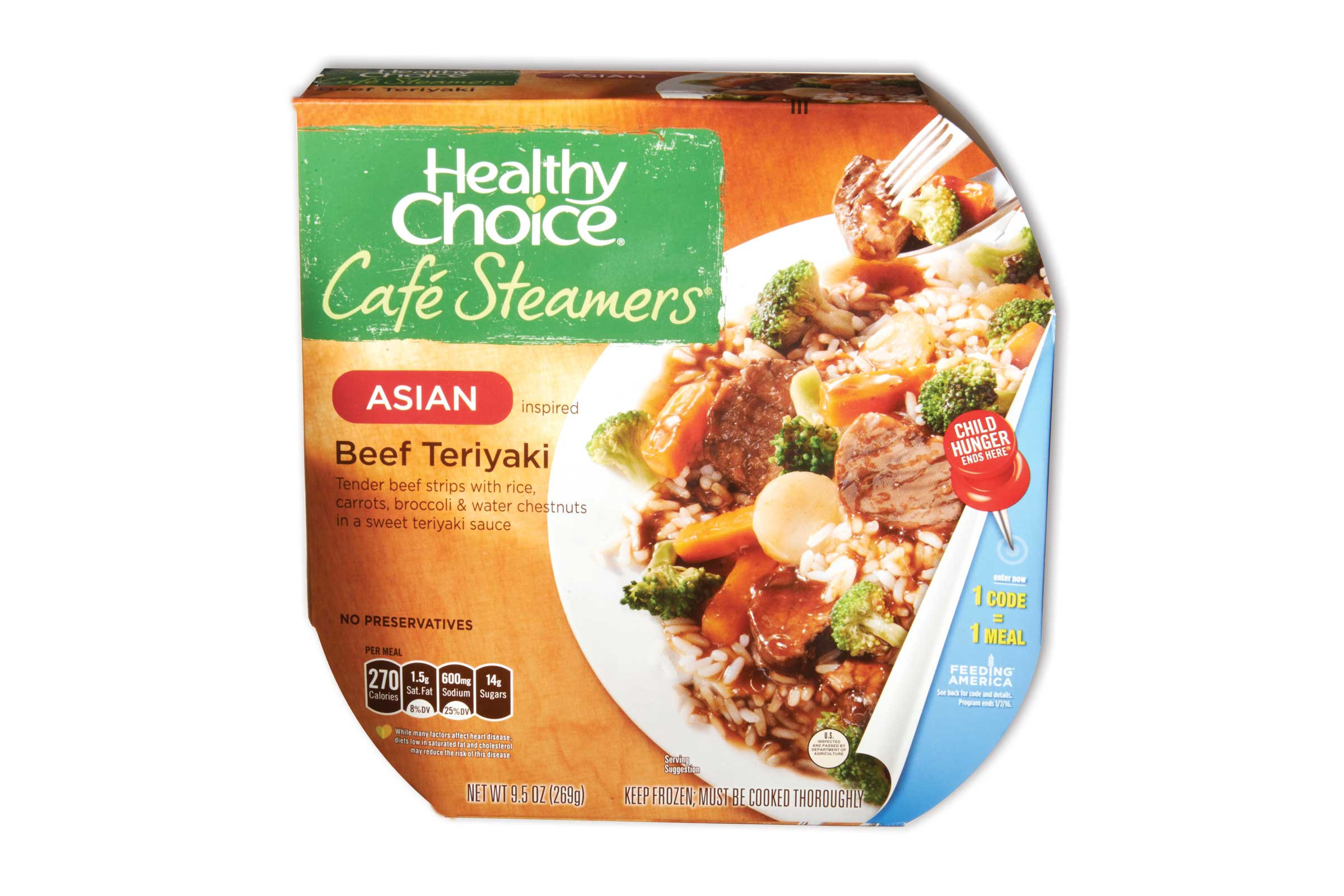 Healthy Choice Dinners  Healthy Frozen Meals 25 Low Calorie Options