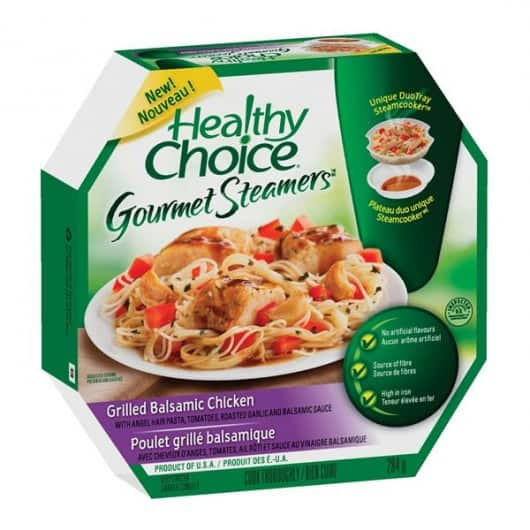 Healthy Choice Dinners  Praedicamentum Product Review Healthy Choice Gourmet