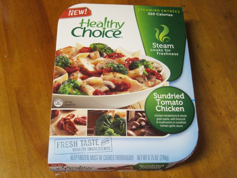 Healthy Choice Tv Dinners  All Categories dutchposts